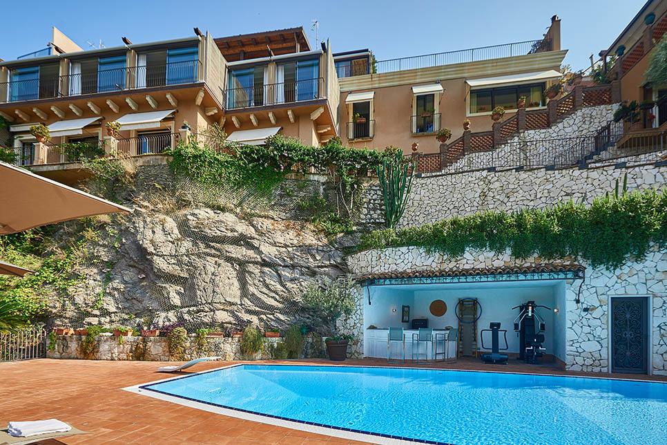 Villa Taormina Taormina 31652