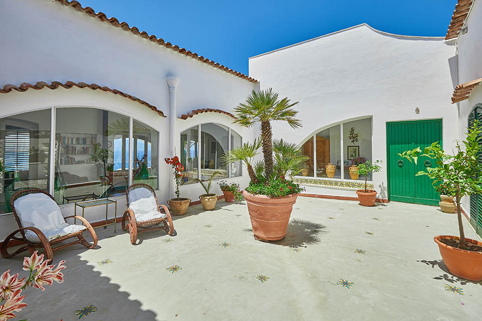 Villa Giacona Venuti Terrasini 31479