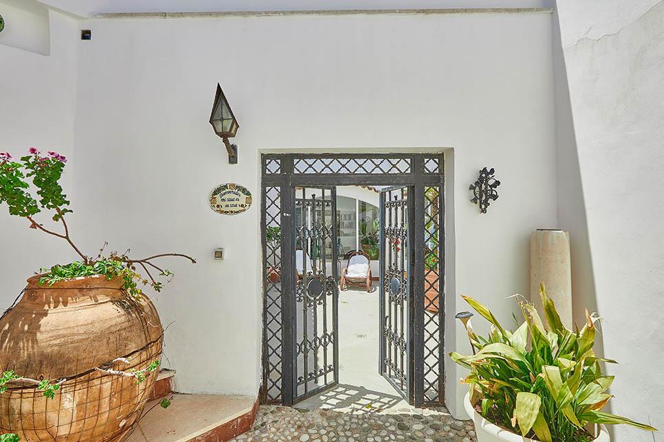 Villa Giacona Venuti Terrasini 31480