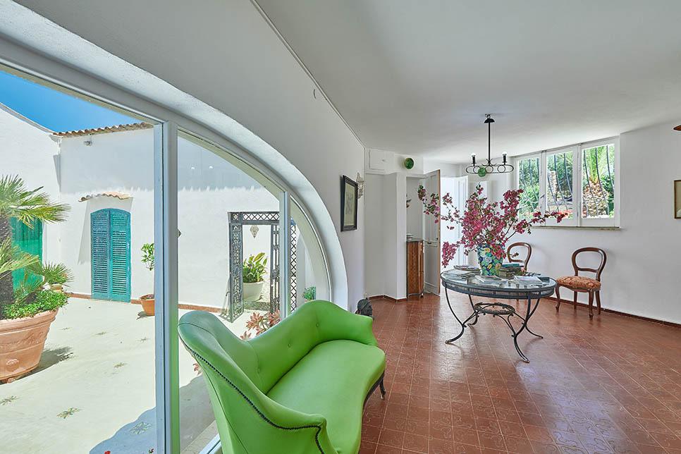 Villa Giacona Venuti Terrasini 31481