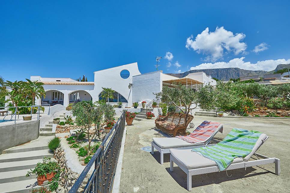 Villa Giacona Venuti Terrasini 31485