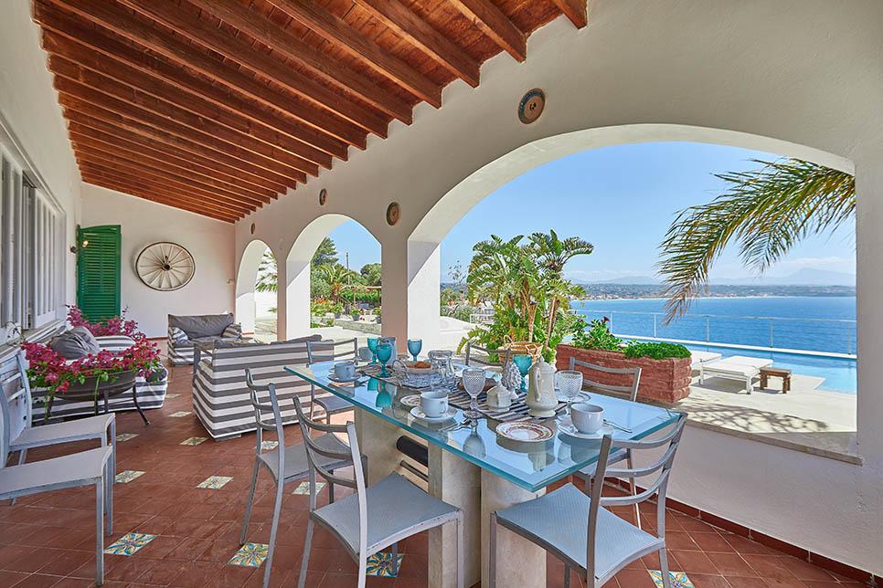 Villa Giacona Venuti Terrasini 31498