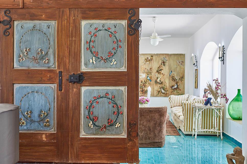Villa Giacona Venuti Terrasini 31524