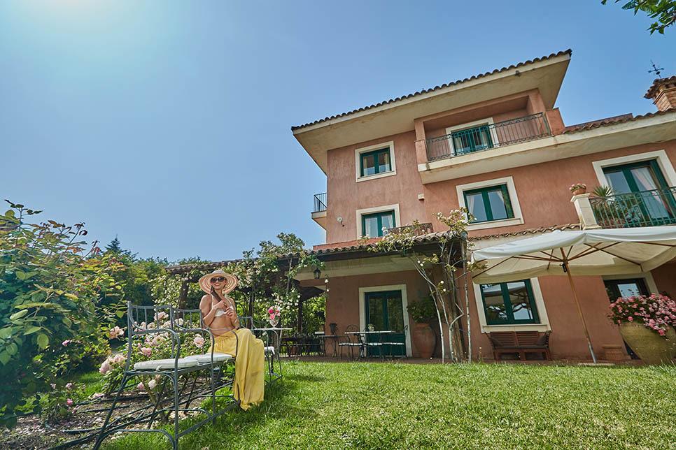 Villa Rosa Antica Trecastagni 29939