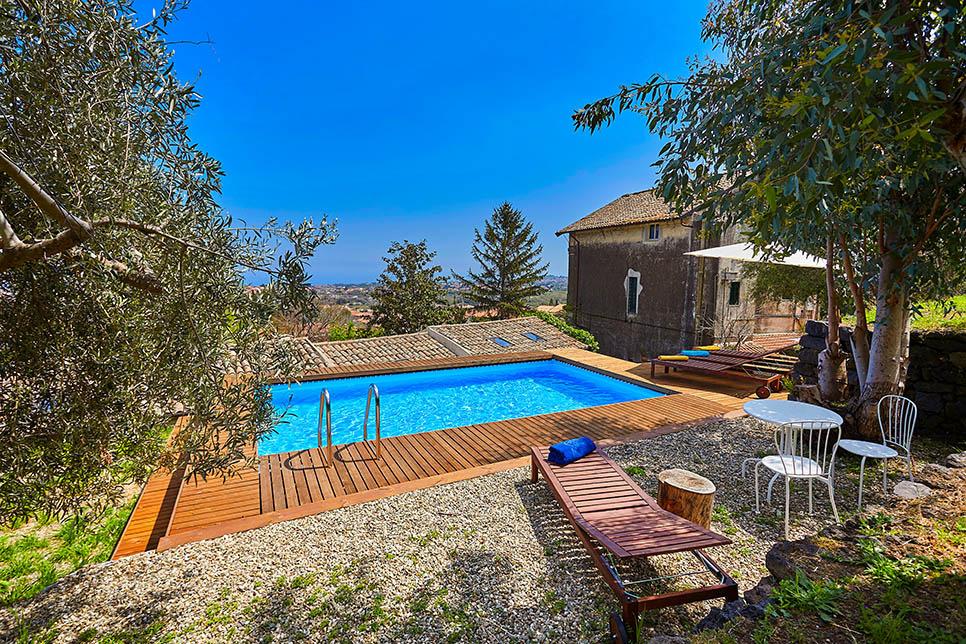 Villa Viscalori Viagrande 29233