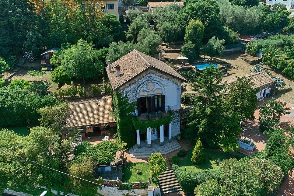 Villa Viscalori Viagrande 30511