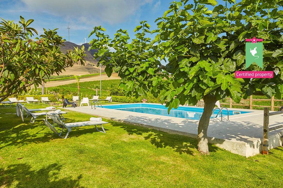 Villa Il Baglio Siciliano Alcamo 24315