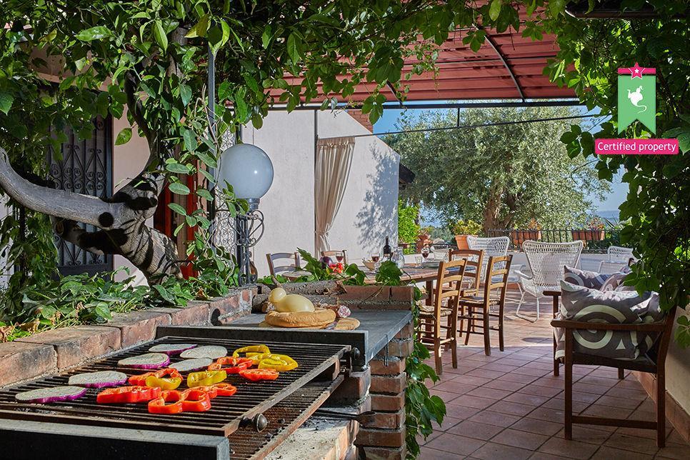 Villa Calipso Taormina 25489