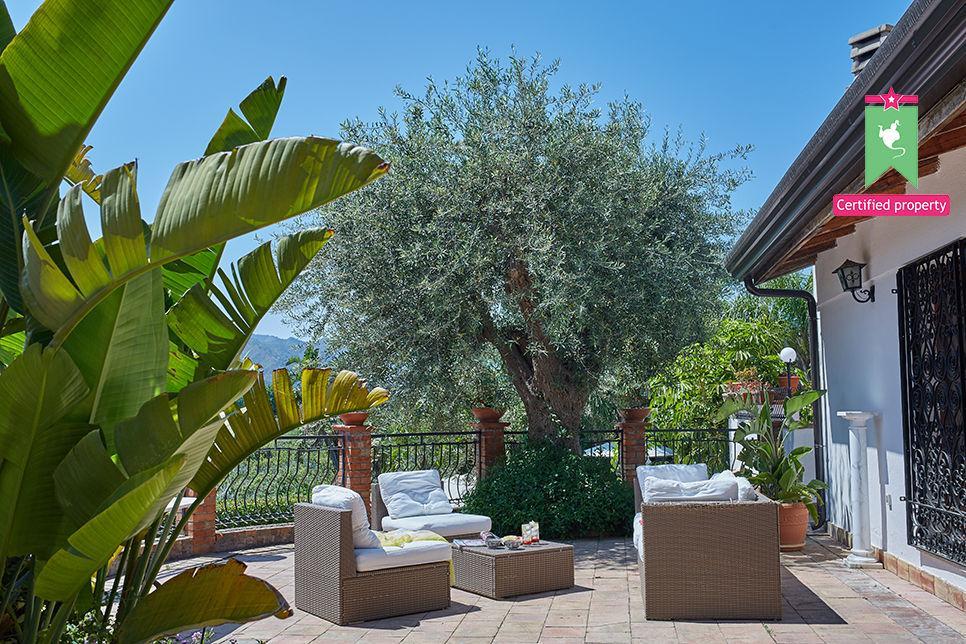 Villa Calipso Taormina 25488