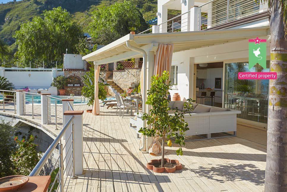Villa Eloi Letojanni 22368
