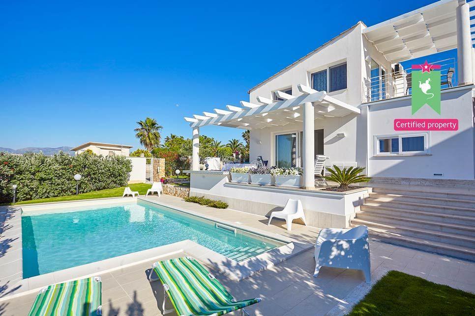 Villa Blanca Alcamo 21286
