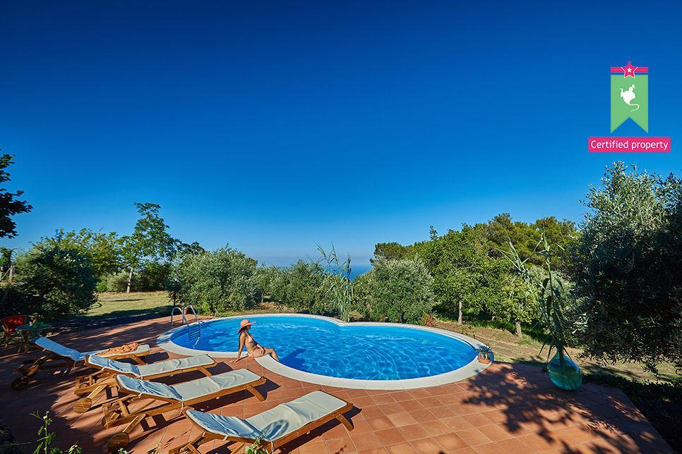 Casa Gialla & Tana Sant'Alfio 26049