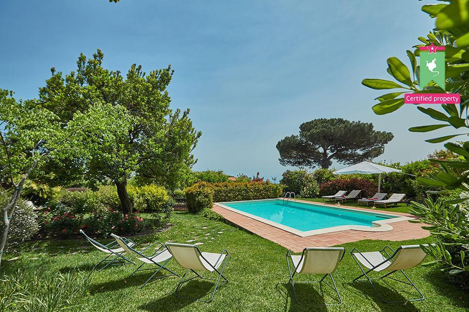 Villa Rosa Antica Trecastagni 25046