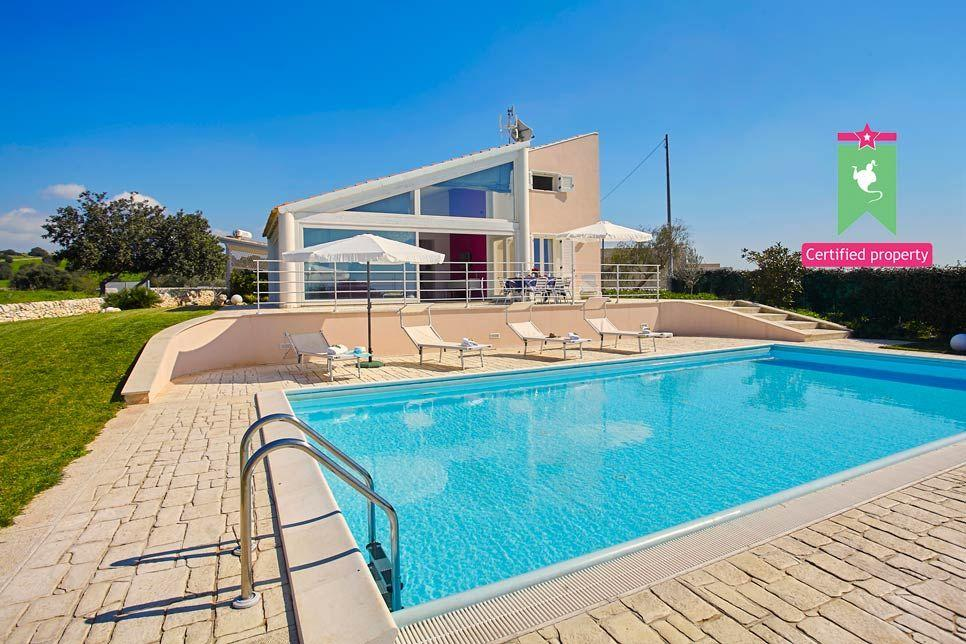 Villa Atena Ragusa 23705