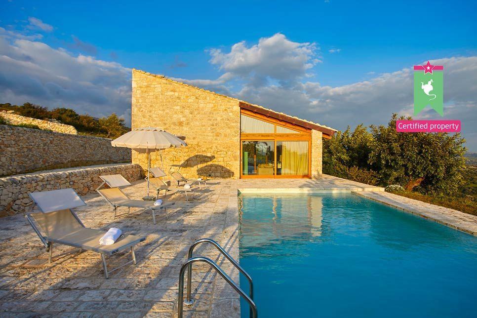 Villa Gisolfo Ragusa 23687