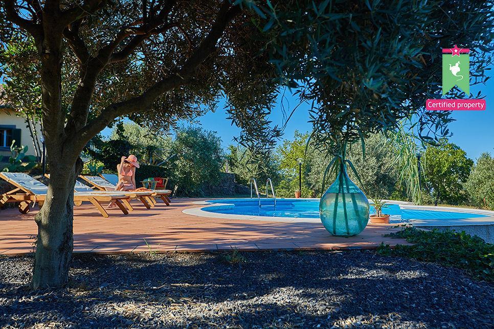 Casa Gialla & Tana Sant'Alfio 26054