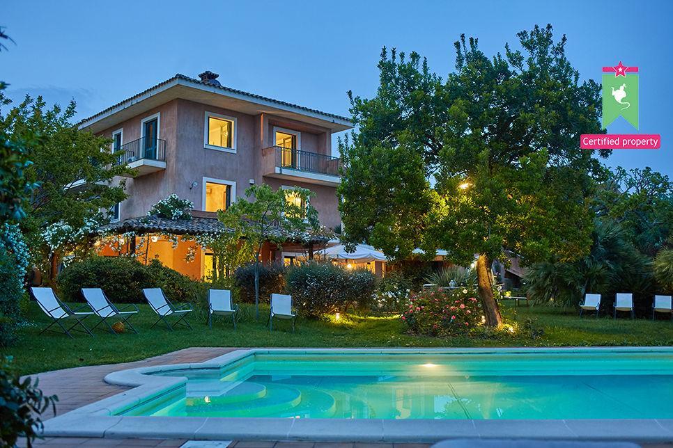 Villa Rosa Antica Trecastagni 25045