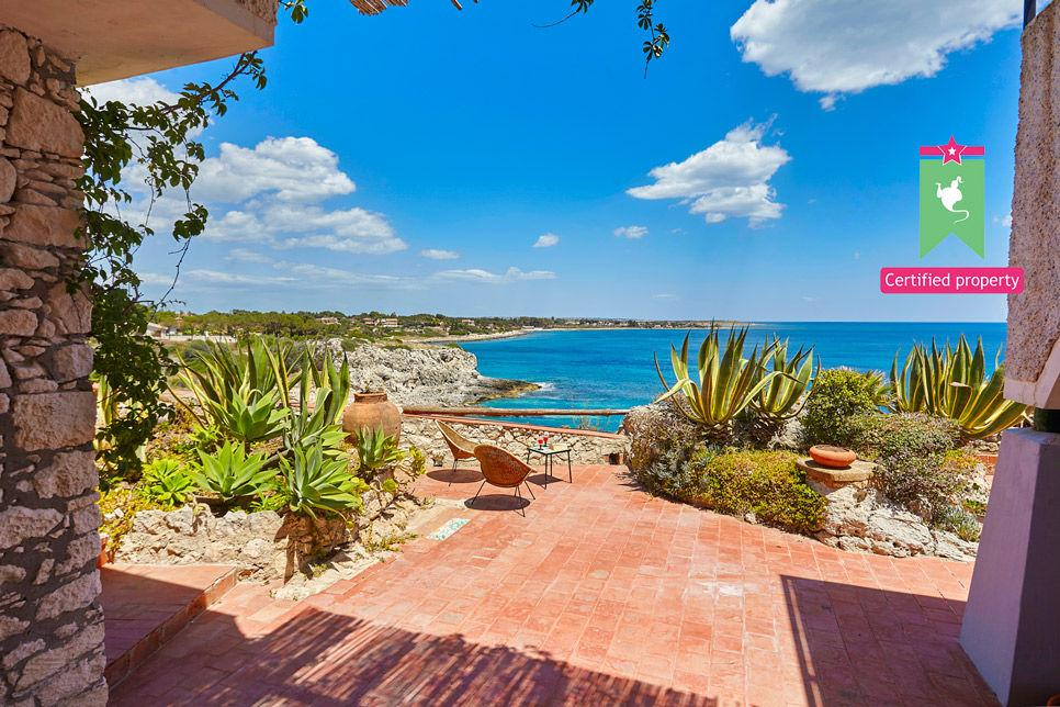 Villa Lo Scoglio Fontane Bianche 24203