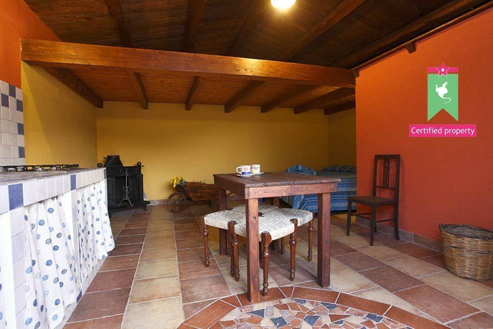 Villa del Poggio Scopello 15184