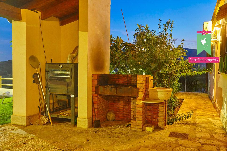 Villa Il Baglio Siciliano Alcamo 24321