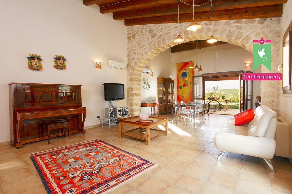 Villa Il Baglio Siciliano Alcamo 24225