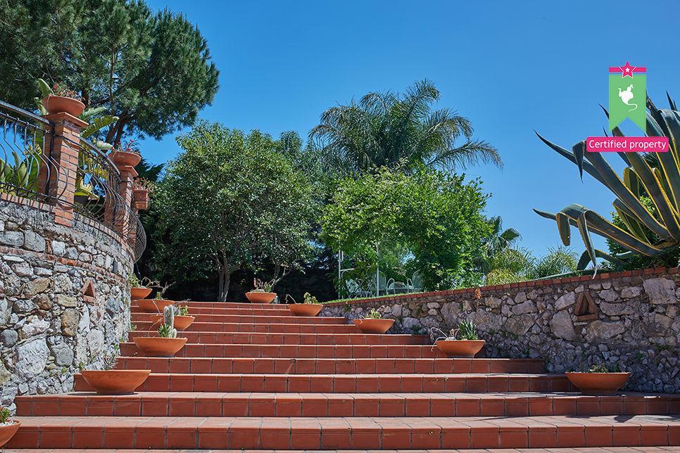 Villa Calipso Taormina 25541