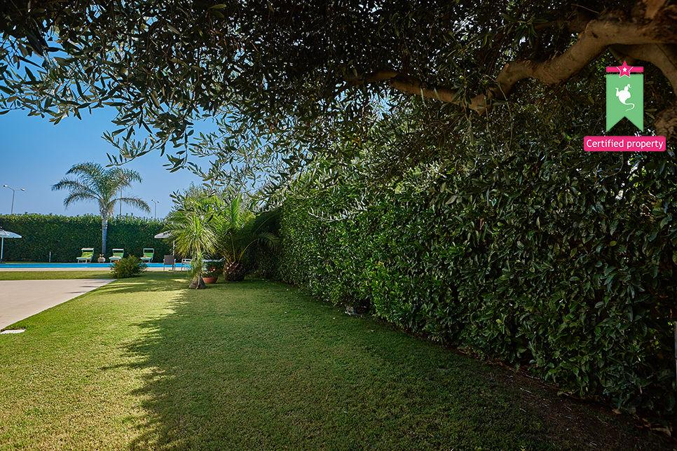 Villa Flora Ragusa 26280