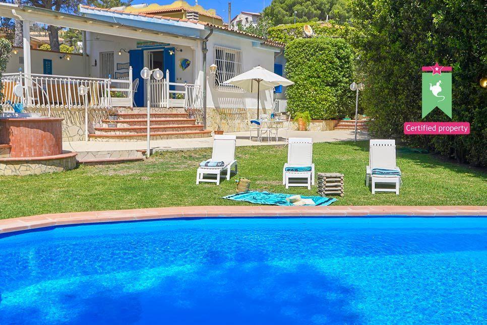 Villa Renata Fontane Bianche 23150