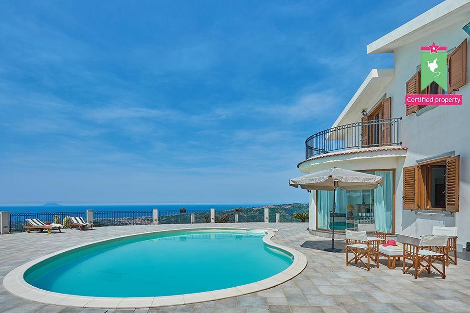 Villa Alma San Pier Niceto 25436