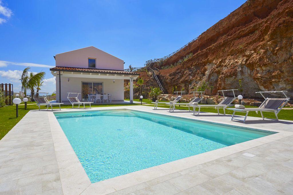 Villa della Poiana Castellammare del Golfo 25139