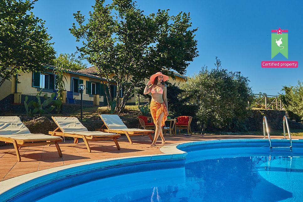 Casa Gialla & Tana Sant'Alfio 26055