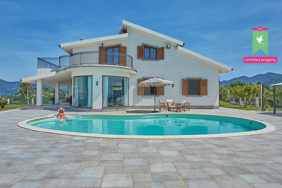 Villa Alma San Pier Niceto 25428