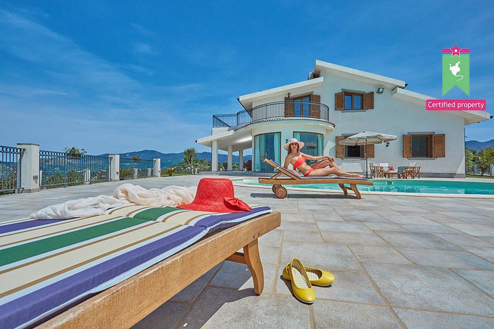 Villa Alma San Pier Niceto 25425