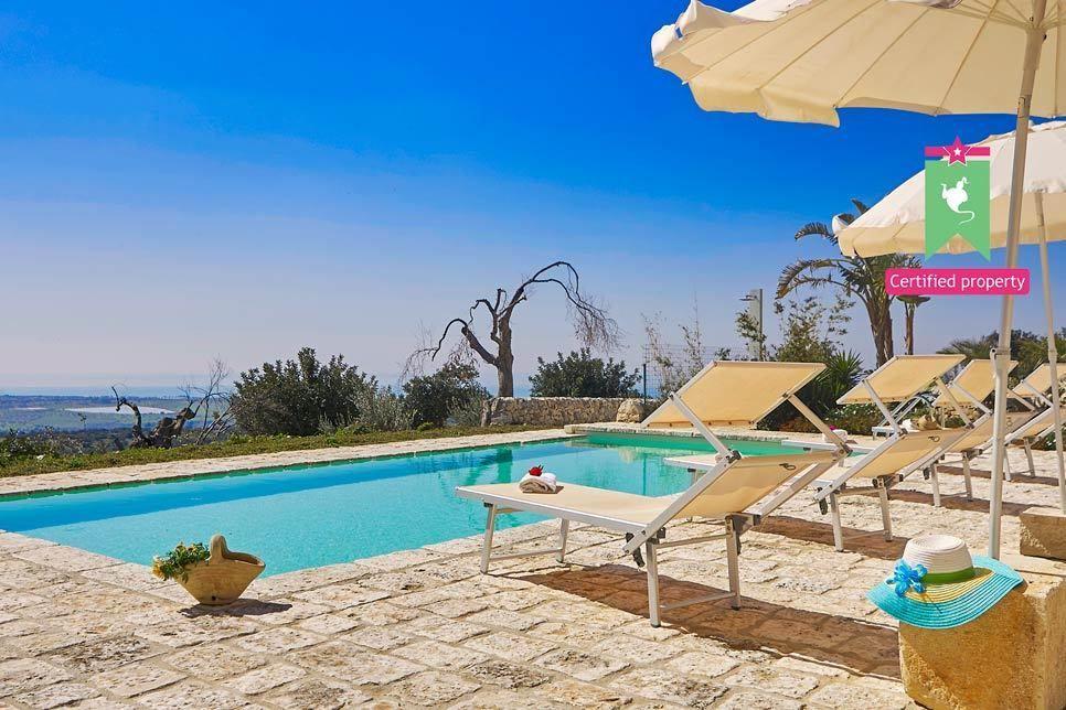 Villa Gisolfo Ragusa 23707